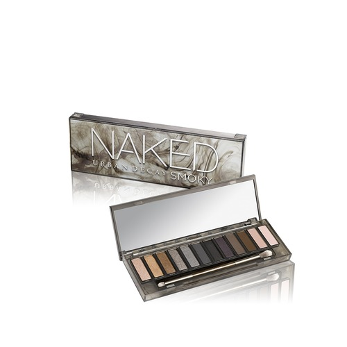 Closeup   urban decay naked smoky eyeshadow palette a