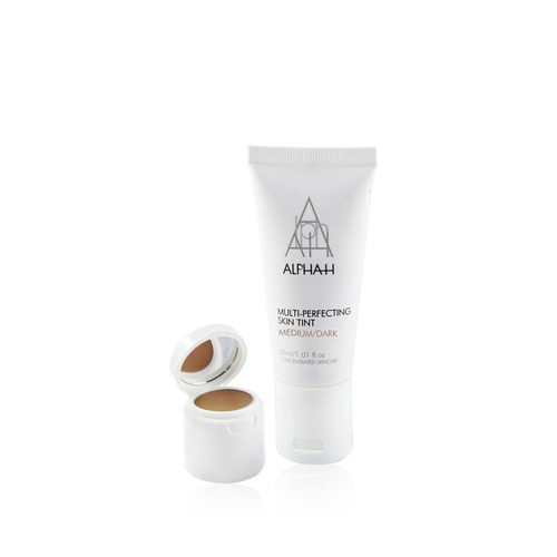 Closeup   alpha h   multi perfecting skin tint   mediumdark