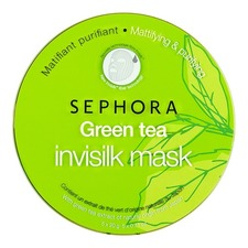 Green Tea Anti Blemish Invisilk Mask X1