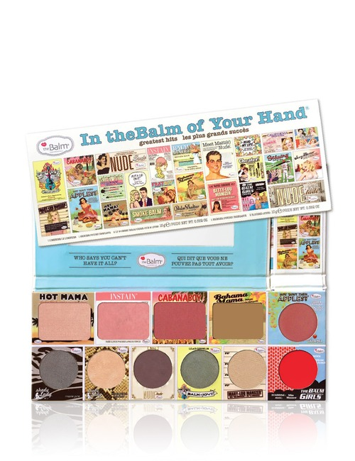 Closeup   in thebalm of your hand