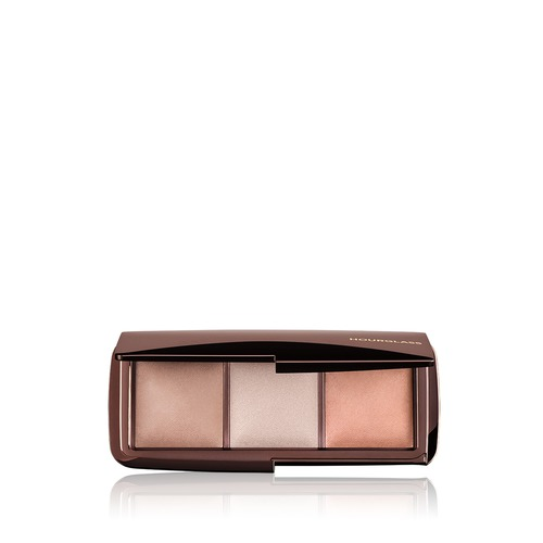 Closeup   hourglass ambient lighting palette